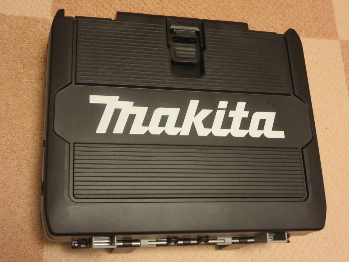 makita インパクトドライバーTD171DRGXB 新品未開封品 新発売商品