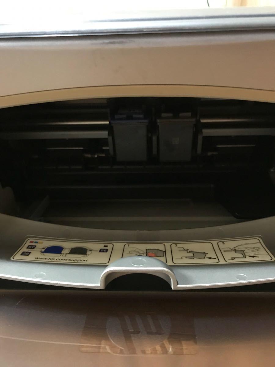 HP PSC 1210 ヒューレットパッカード A4インクジェット複合プリンタ オールインワン/コピー/スキャナ ジャンク_画像5