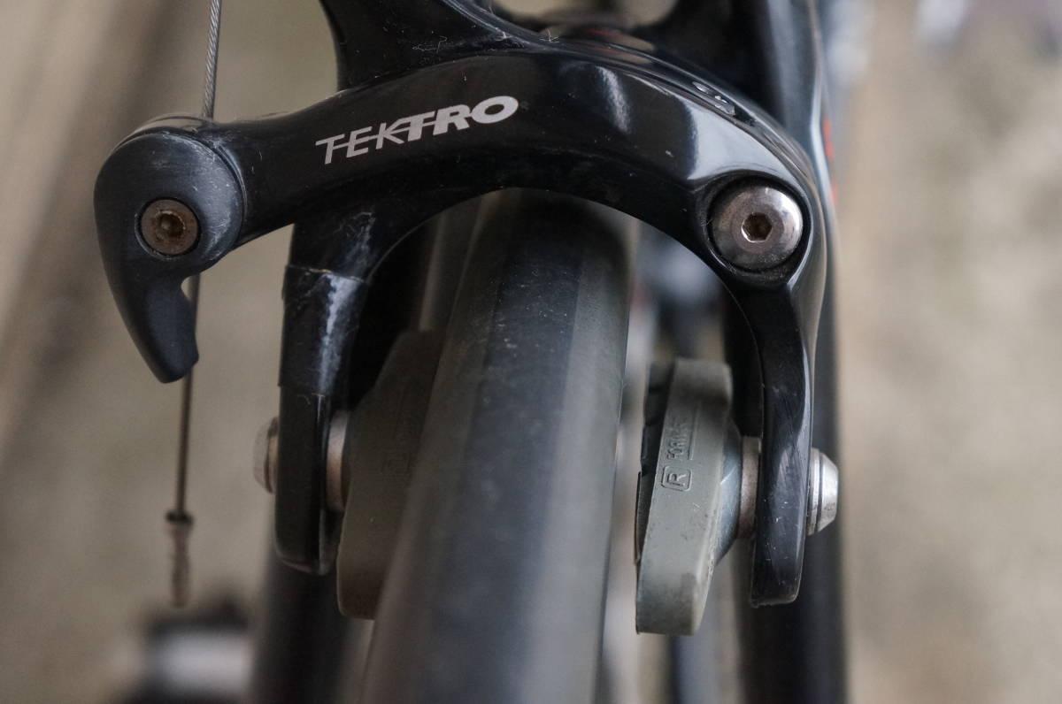 FUJI TRACK PRO フジ トラック プロ ピスト 完成車 サイズ520 自転車ロードバイク_画像6