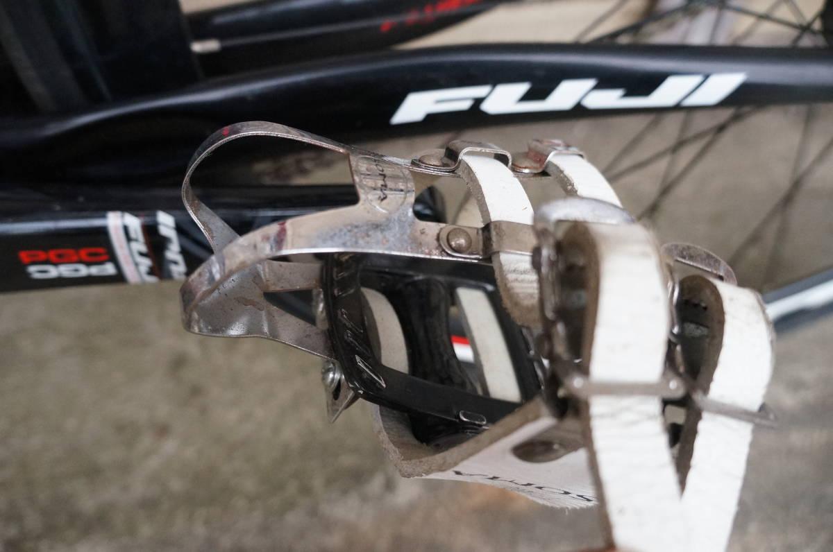 FUJI TRACK PRO フジ トラック プロ ピスト 完成車 サイズ520 自転車ロードバイク_画像8