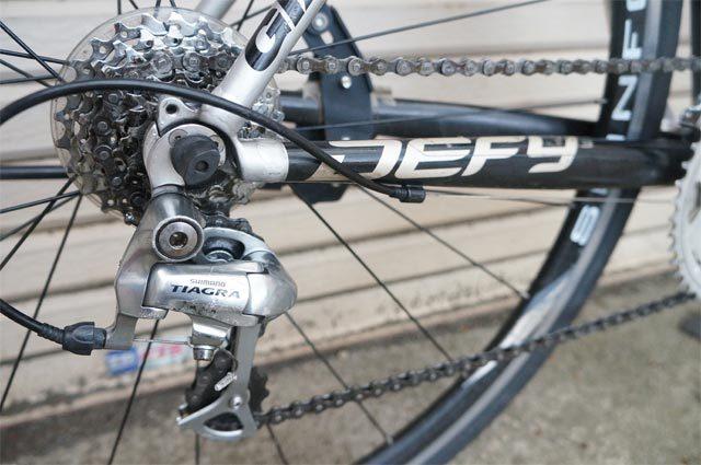 希少 レア 3RENSHO 三連勝 3連勝 ロードバイク 自転車 ツートンパープル ビンテージ_画像5