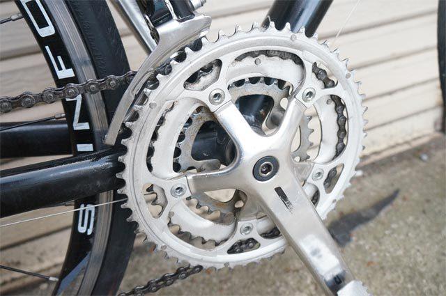 希少 レア 3RENSHO 三連勝 3連勝 ロードバイク 自転車 ツートンパープル ビンテージ_画像6