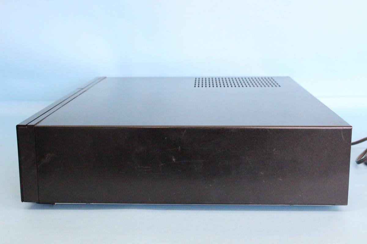 アカイ AKAI GX-9 ステレオカセットデッキ (ジャンク 電源入るが異音がある その他未チェック)_画像9