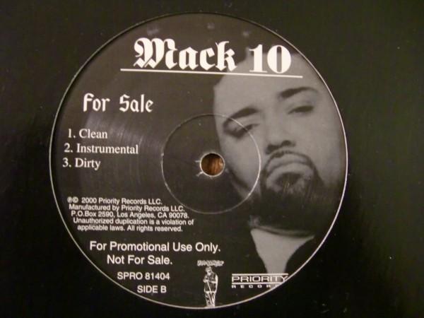 MACK 10 / TIGHT TO DEF Feat. T-BOZ /TLC_画像2