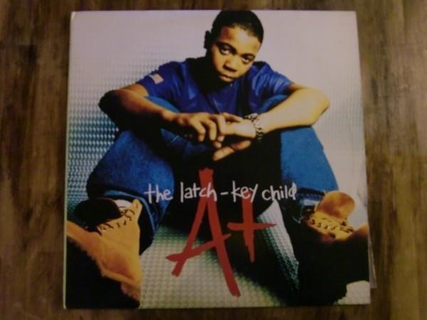 【レア盤】A+ The Latch-Key Child LP dj muro koco kiyo komori hip hop Buckwild/Q-Tip/Prodigy/Mobb Deep_画像1