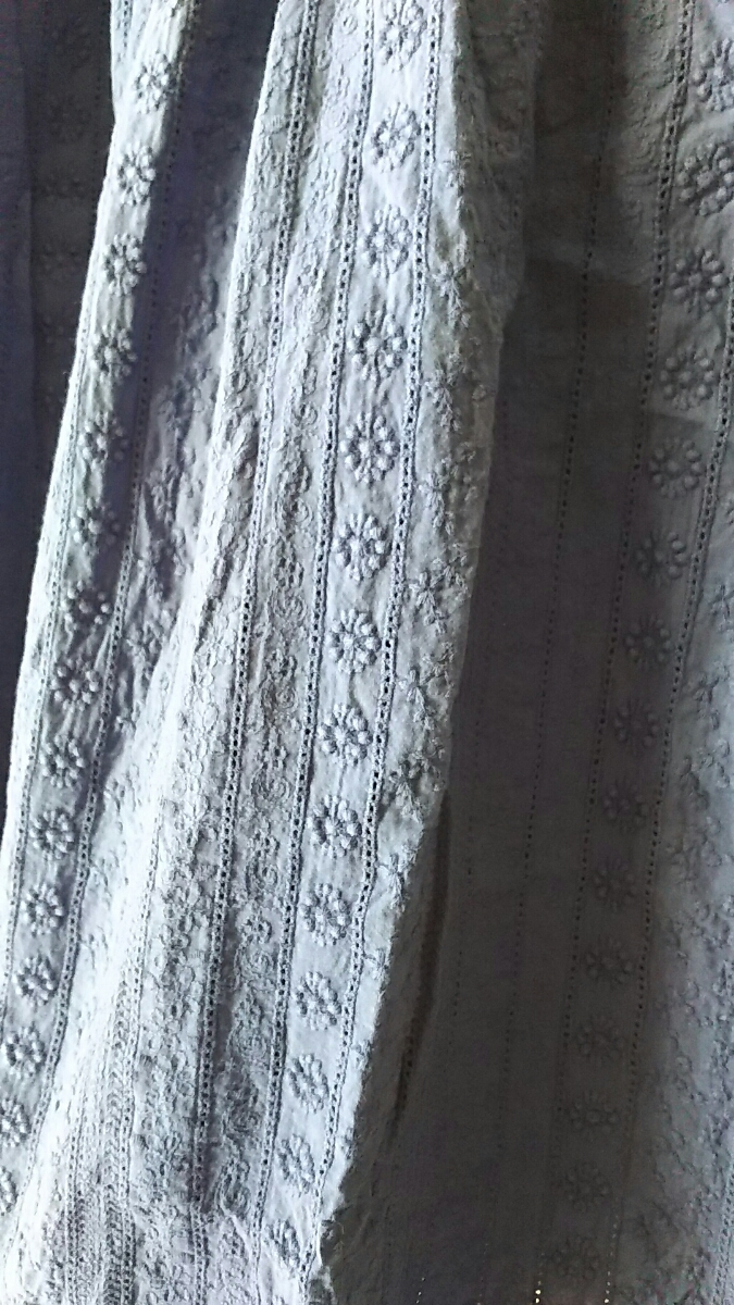 marble SUD/刺繍/blossom/スカート/マーブルシュッド_画像3