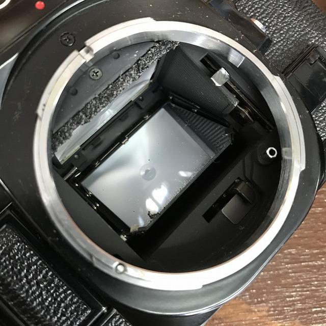 ◆ジャンク Canon キャノン A-1 フィルムカメラ ズームレンズ FD 35-105mm 1:3.5 ストロボ ナショナル National PE-251S_画像7