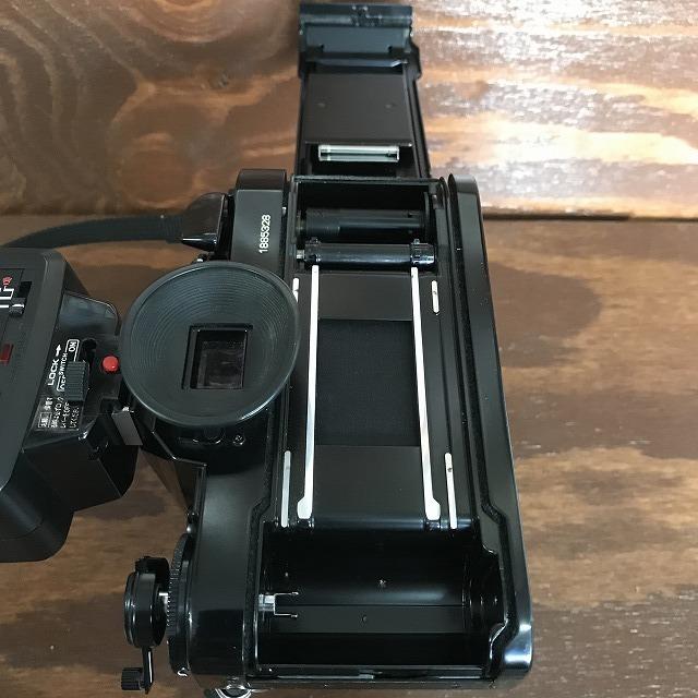 ◆ジャンク Canon キャノン A-1 フィルムカメラ ズームレンズ FD 35-105mm 1:3.5 ストロボ ナショナル National PE-251S_画像6