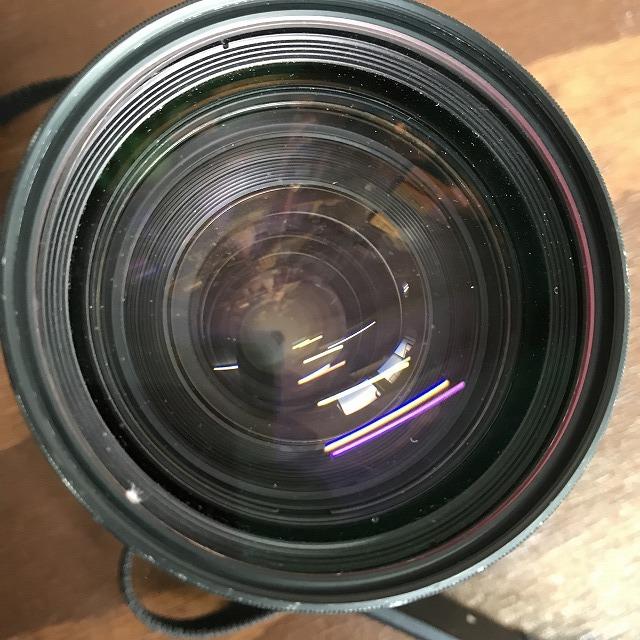 ◆ジャンク Canon キャノン A-1 フィルムカメラ ズームレンズ FD 35-105mm 1:3.5 ストロボ ナショナル National PE-251S_画像8