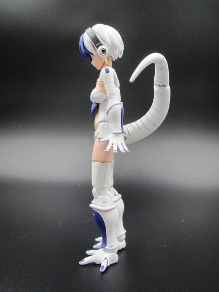 メガミデバイス フリーザ 改造 塗装 完成品 ドラゴンボール 女体化 Megami Device DRAGON BALL Freeza_画像4