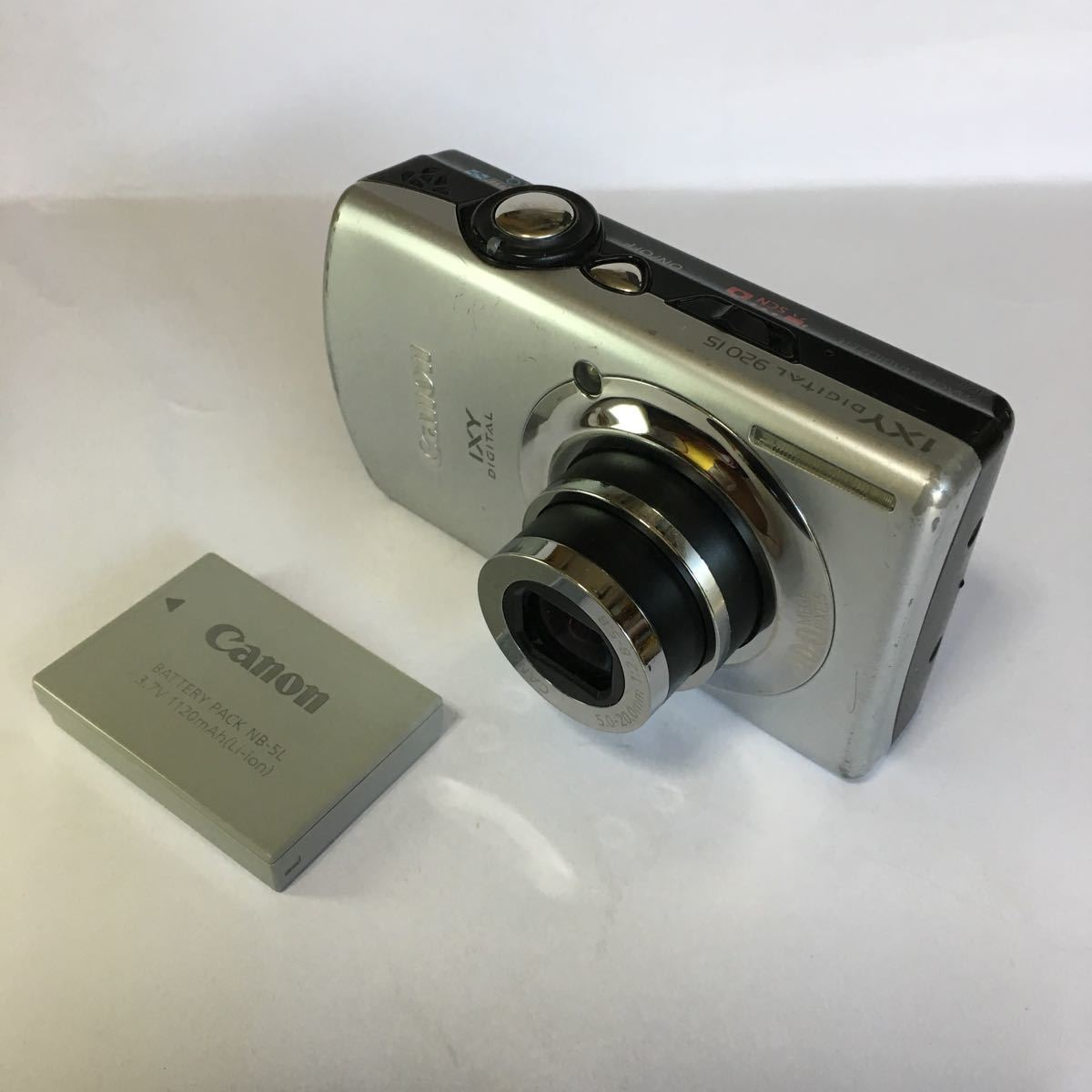 Canon IXY 920is (動作確認済み)