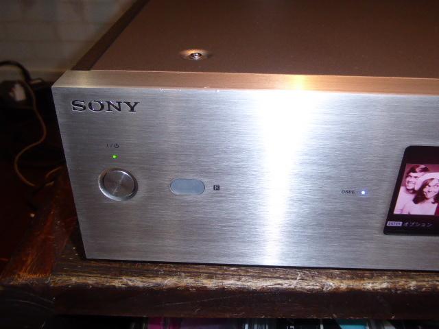 SONY ハイレゾ対応 HDDオーディオプレーヤー HAP-Z1ES 美品 箱付き 送料無料_画像3