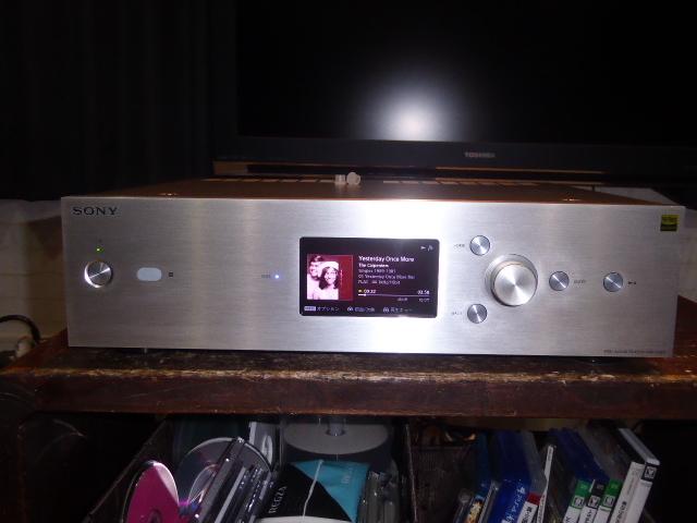 SONY ハイレゾ対応 HDDオーディオプレーヤー HAP-Z1ES 美品 箱付き 送料無料_画像2