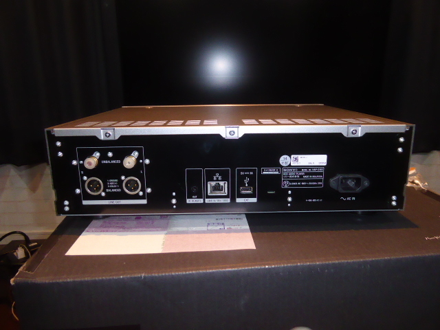 SONY ハイレゾ対応 HDDオーディオプレーヤー HAP-Z1ES 美品 箱付き 送料無料_画像7