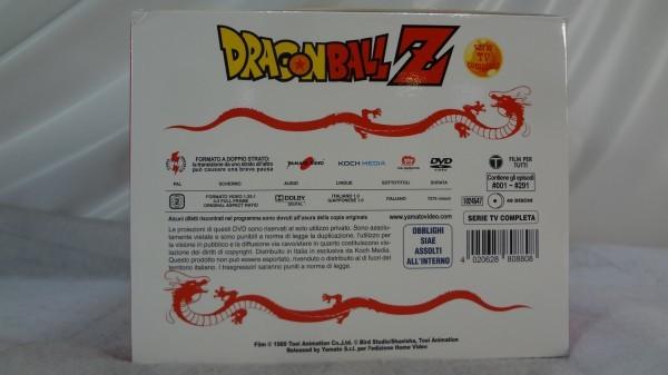 ドラゴンボールZ TV版 コンプリート DVD-BOX 全291話, 7275分_画像6