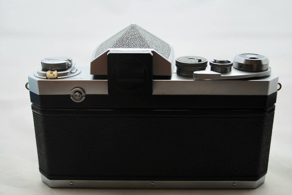 ◯1円スタート ★美品・シャッター可★ Nikon F NIKKOR 1:1.4 / 50mm ニコン フォトミックFTNファインダー付 #49_画像3