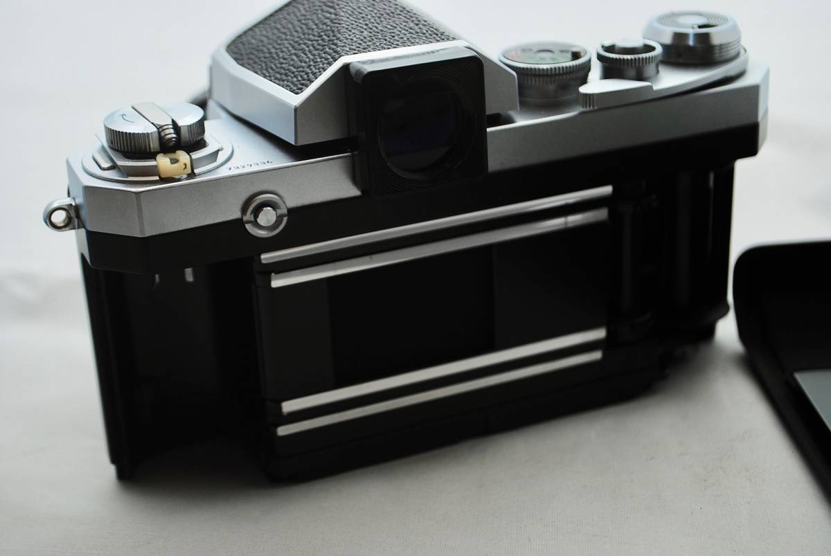 ◯1円スタート ★美品・シャッター可★ Nikon F NIKKOR 1:1.4 / 50mm ニコン フォトミックFTNファインダー付 #49_画像8