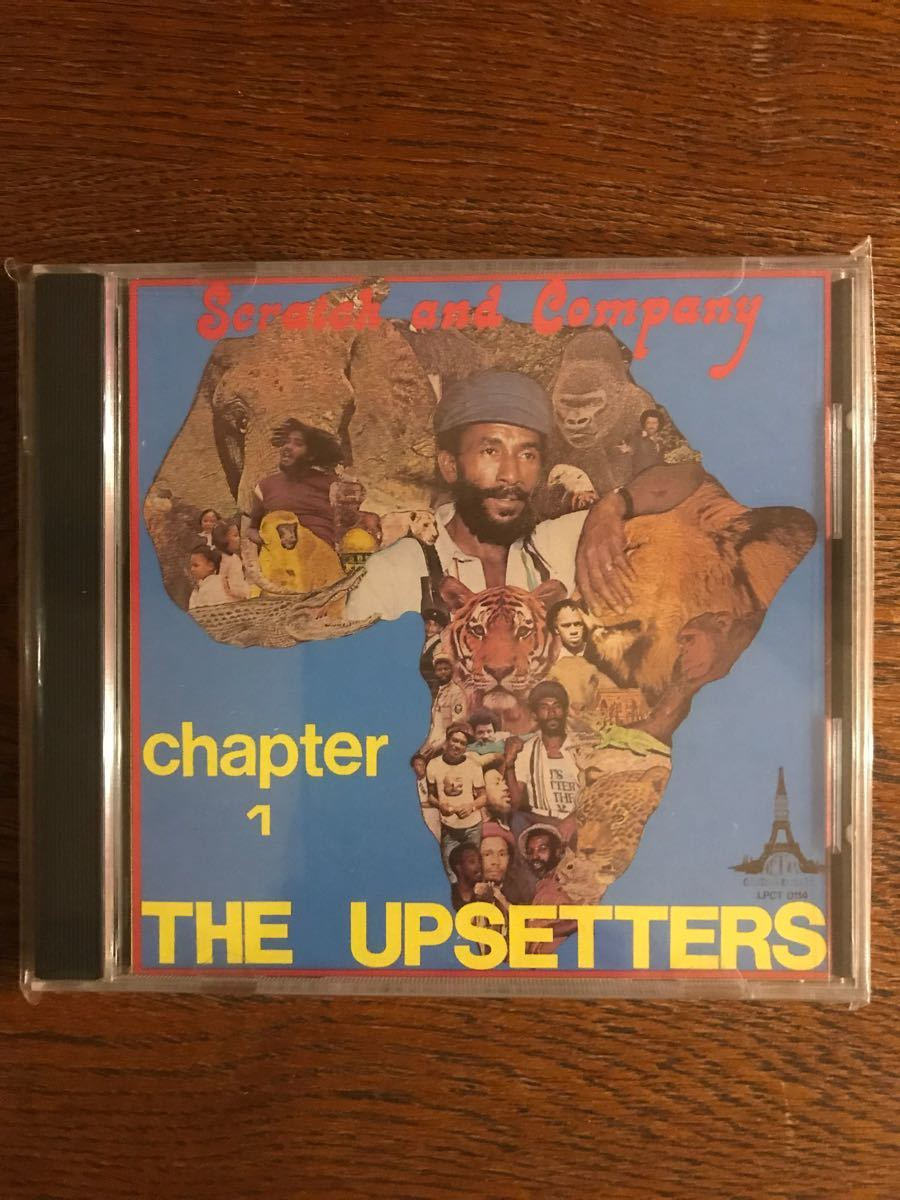 The Upsetters Scratch and Company chapter1 Lee Perry_画像1