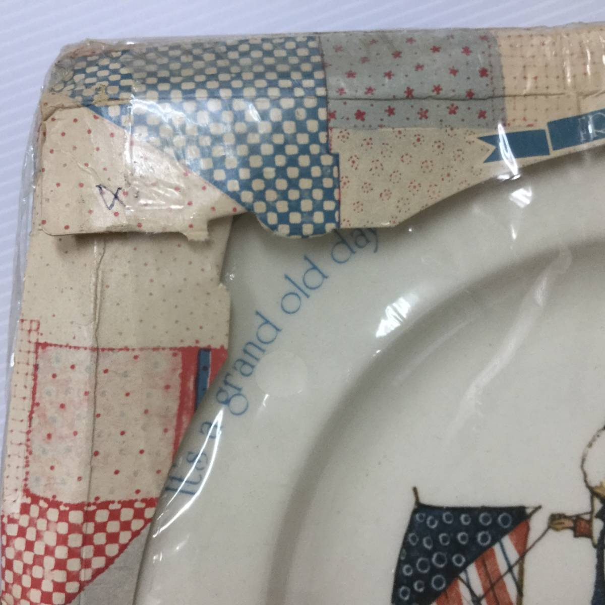 ■ARTBOOK_OUTLET■ 62-049 ★ 未開封 ホーリーホビー ヴィンテージ コレクター プレート 1974年 HOLLY HOBBIE VINTAGE COLLECTOR PLATE 3_画像6