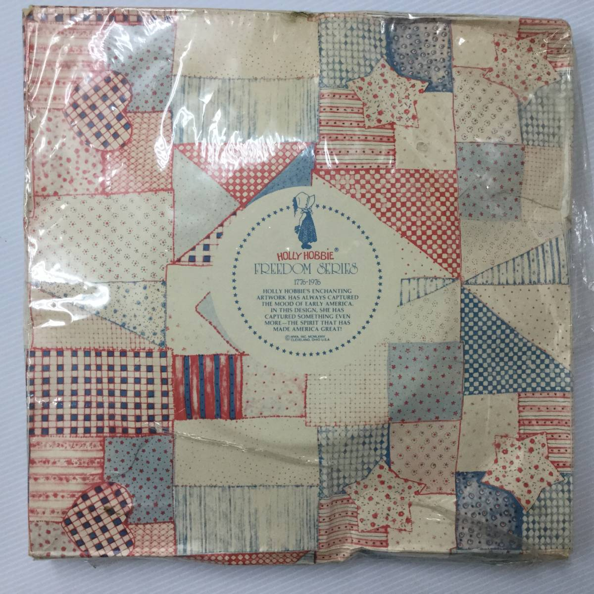 ■ARTBOOK_OUTLET■ 62-049 ★ 未開封 ホーリーホビー ヴィンテージ コレクター プレート 1974年 HOLLY HOBBIE VINTAGE COLLECTOR PLATE 3_画像4