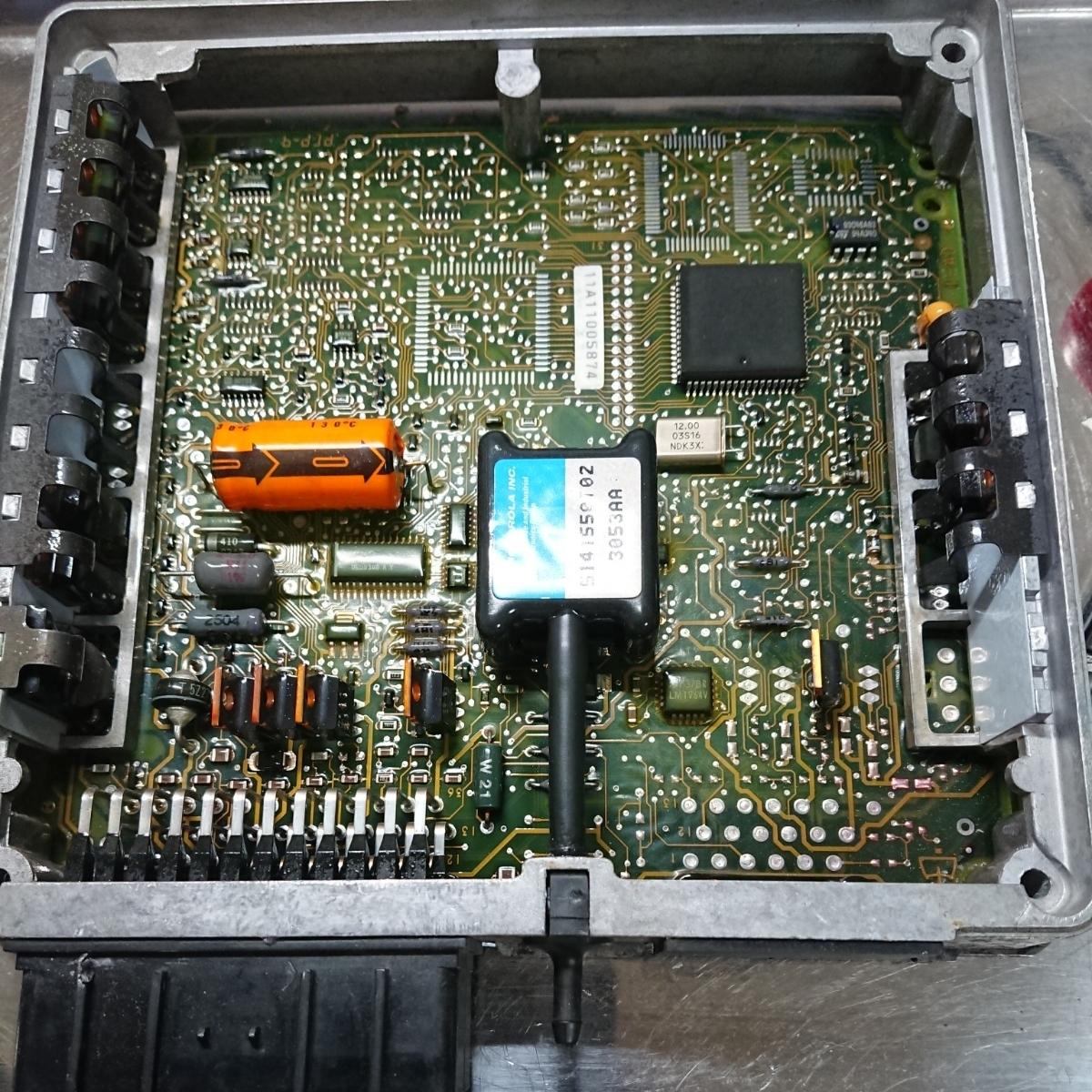 XN12A Mini 12A ECU inspection repair condenser exchange