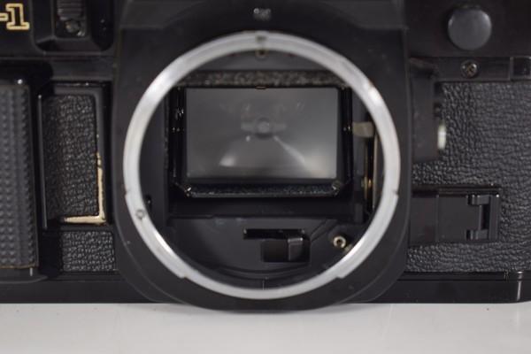 Canon キャノン A-1 一眼レフ カメラ レンズ FD 35-70mm 1:4 当時物 フィルムカメラ OT-324_画像8
