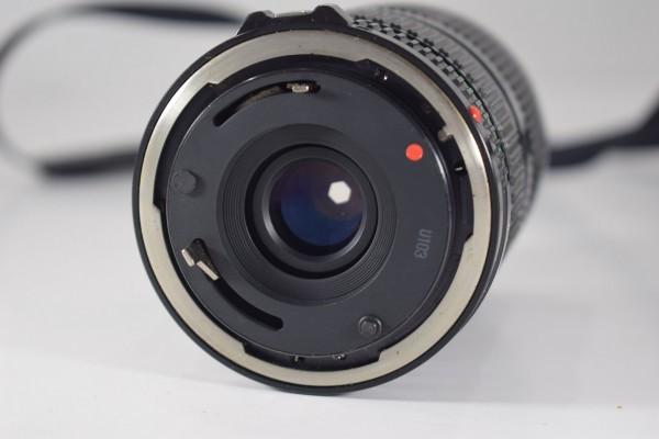 Canon キャノン A-1 一眼レフ カメラ レンズ FD 35-70mm 1:4 当時物 フィルムカメラ OT-324_画像6
