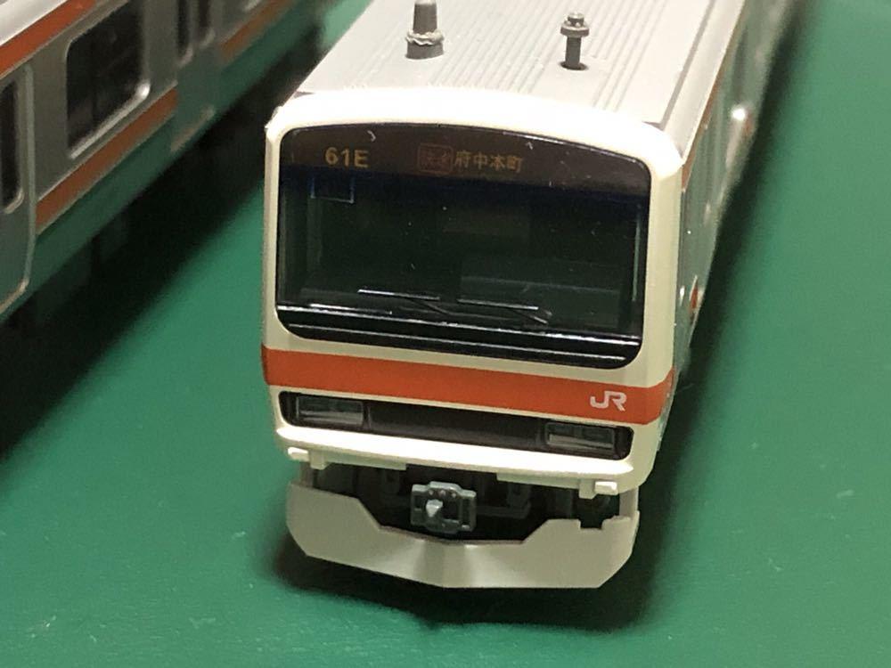 209系500番台 武蔵野線 8両セット KATO 10-861