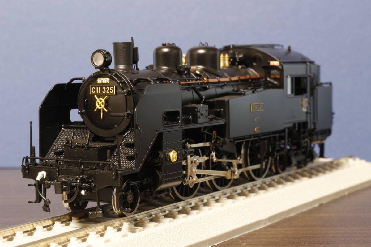 天賞堂 No.11044 C11形蒸気機関車 325号機 真岡鐵道タイプ(真鍮製)
