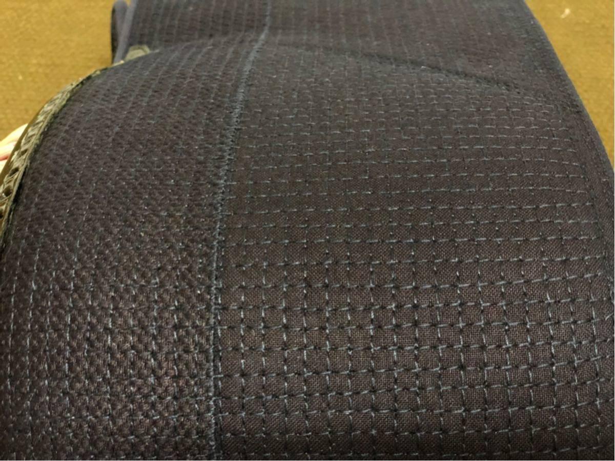 ☆国内大手西日本武道具社製 6㎜十字刺・軽量実践型織刺 面(ジュラルミン)数量限定特別価格 70㎝_画像5