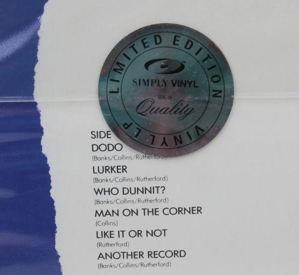 T-067 UK盤 VINY LP 未開封 Genesis/Abacab ジェネシス アバカブ 輸入盤_画像2