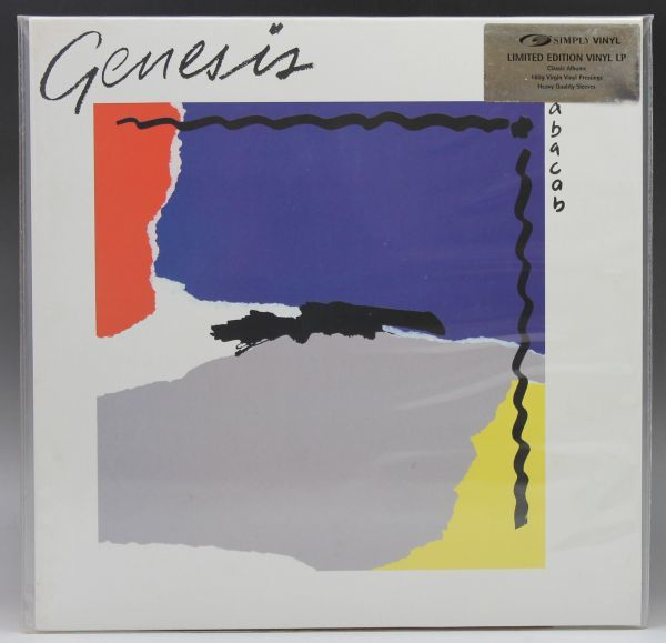T-067 UK盤 VINY LP 未開封 Genesis/Abacab ジェネシス アバカブ 輸入盤_画像1