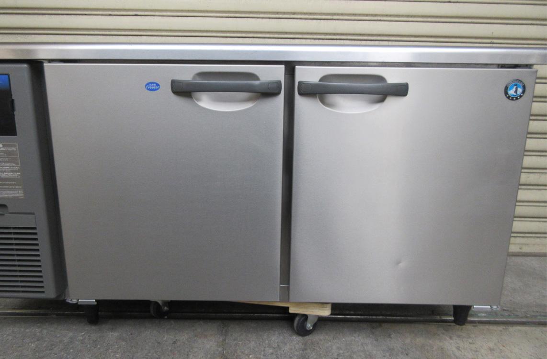 ◎送料無料地域有(一部負担)◎ホシザキ 業務用テーブル形冷凍冷蔵庫◎RFT-150SNF-E◎2017年製◎W1500mm(幅1500mm)◎ ②_画像4