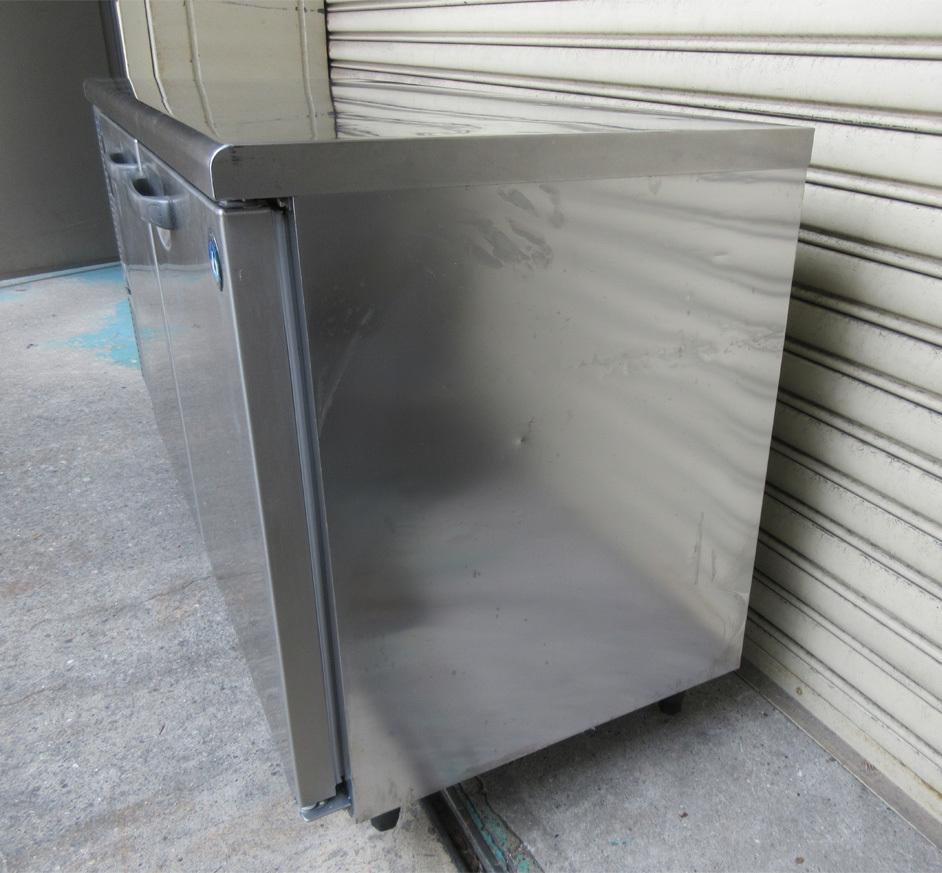 ◎送料無料地域有(一部負担)◎ホシザキ 業務用テーブル形冷凍冷蔵庫◎RFT-150SNF-E◎2017年製◎W1500mm(幅1500mm)◎ ②_画像7