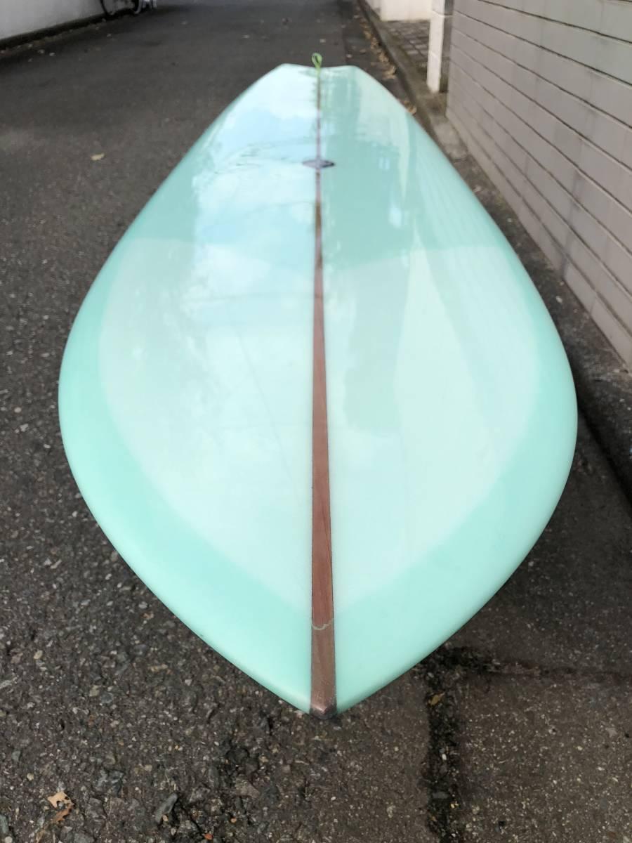 """最高のグライド 最速ボード Fish Simmons フィッシュシモンズ TWIN  JOSH HOLL 8'3"""" _画像3"""