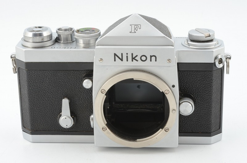 ニコン Nikon F アイレベル シルバー 6912242_画像2