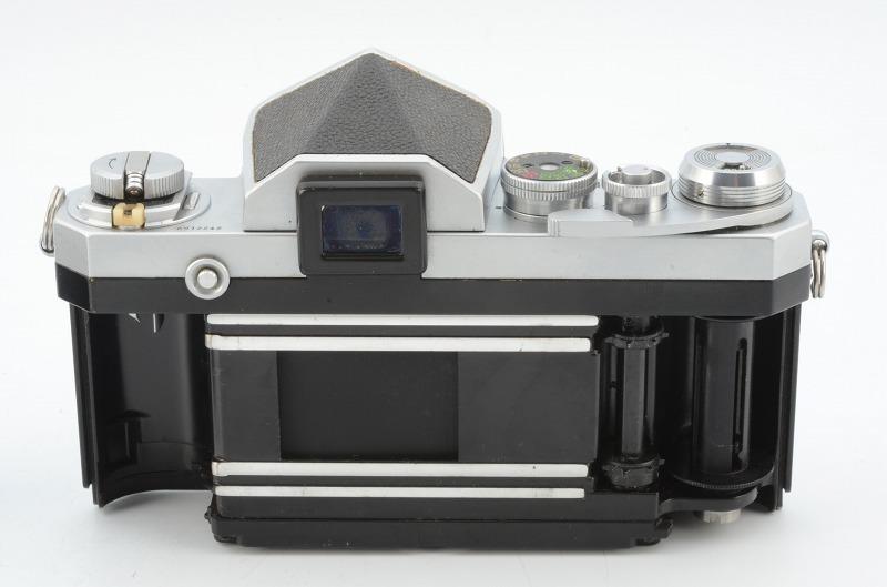 ニコン Nikon F アイレベル シルバー 6912242_画像6