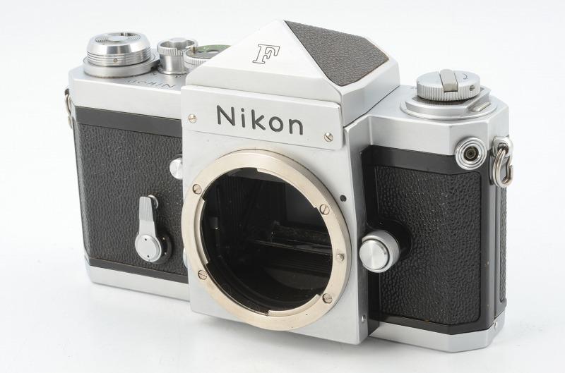 ニコン Nikon F アイレベル シルバー 6912242