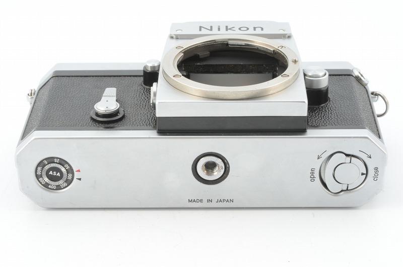 ニコン Nikon F アイレベル シルバー 6912242_画像4