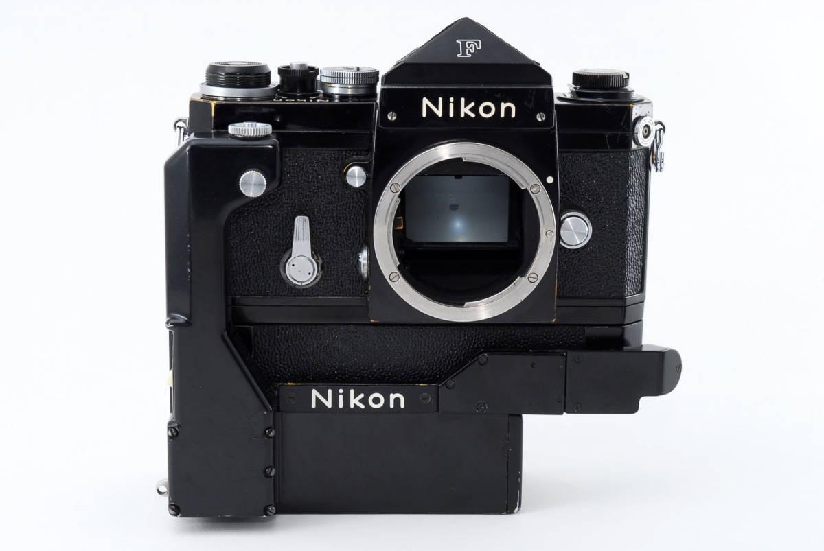 ★希少★Nikon ニコンF モータードライブ F-36★ブラック★後期型★_画像2