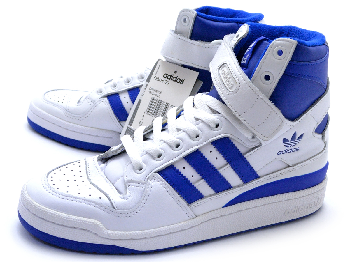 ADIDAS ORIGINALS FORUM HI OG Adidas