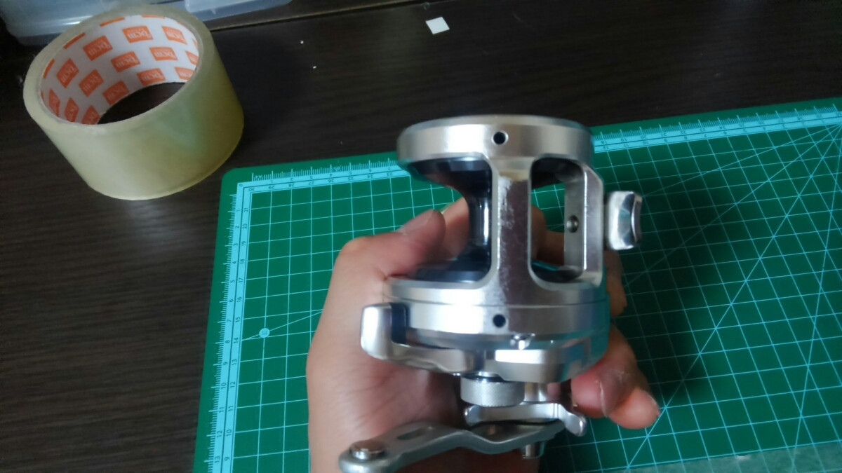 シマノ 11オシアジガー1501hg_画像3