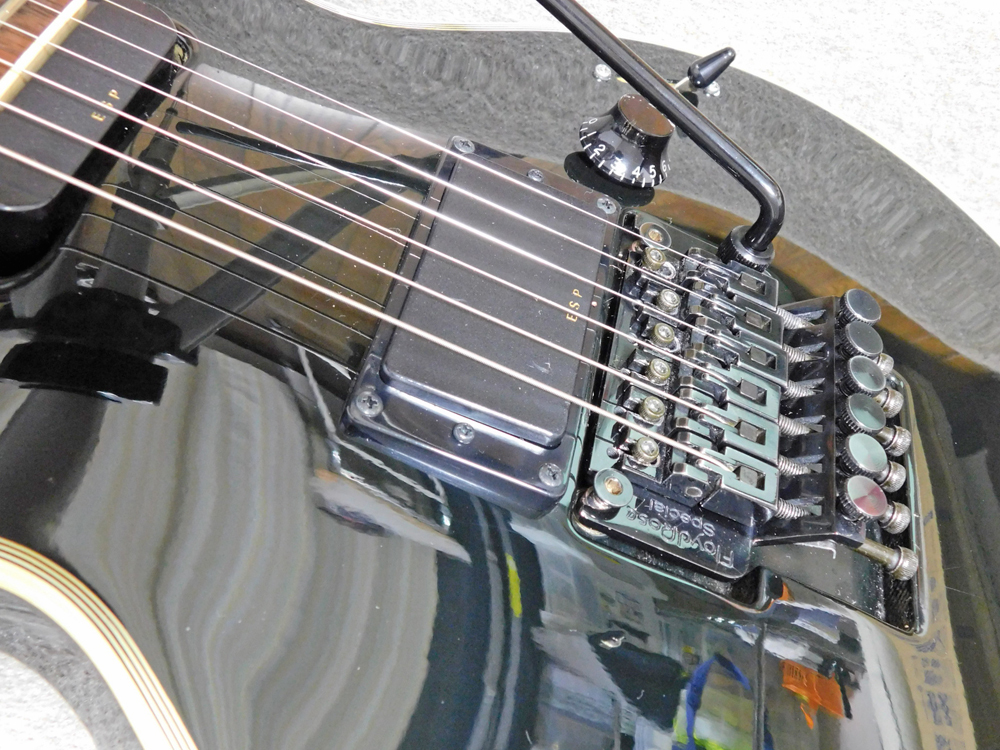 EDWARDS E-CL-902 LUNA SEA SUGIZO model ミドルブースター_画像2