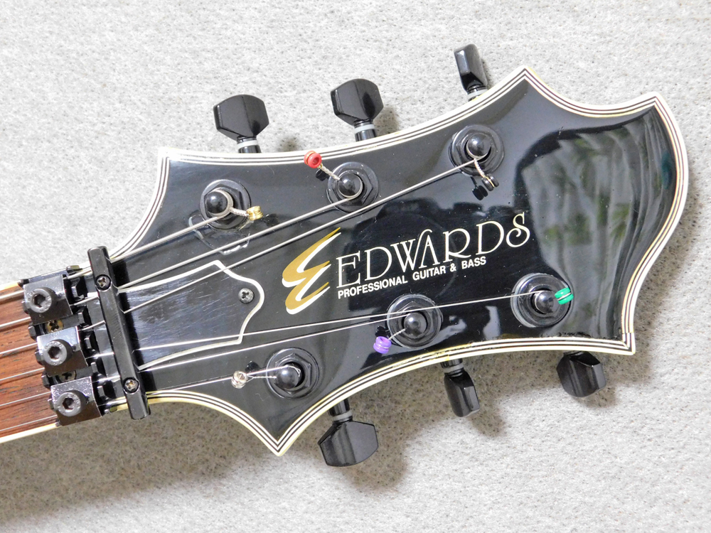 EDWARDS E-CL-902 LUNA SEA SUGIZO model ミドルブースター_画像3
