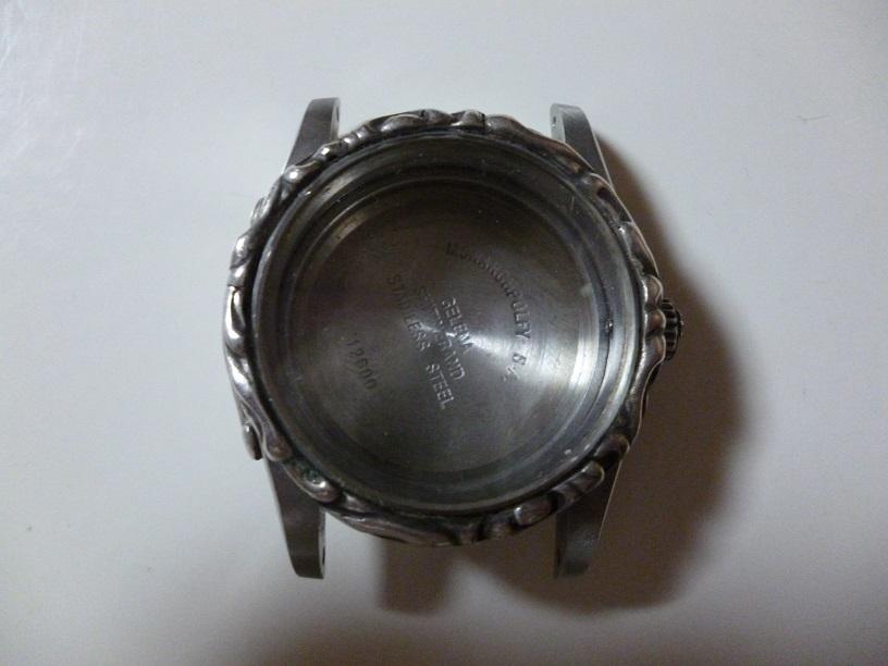 時計ケース&バックル(カスタム品)_画像2