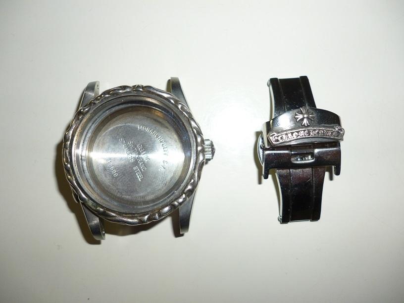 時計ケース&バックル(カスタム品)