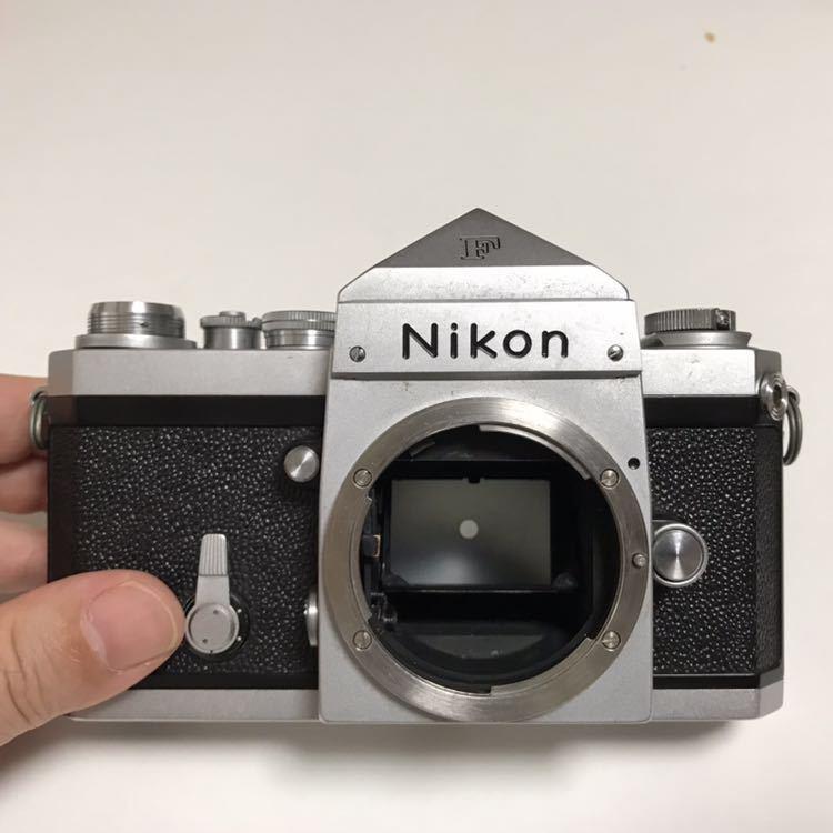 Nikon F アイレベル