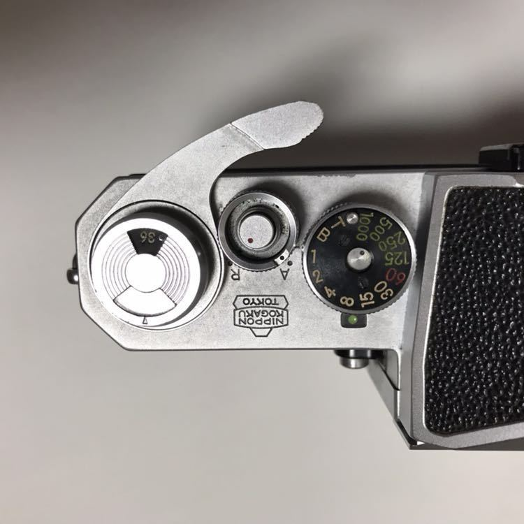 Nikon F アイレベル_画像6