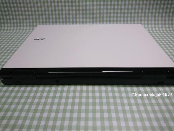 ★美品★ Core i7 【新品】360G SSD【超快速仕様☆Windows10】NEC LL750/H PC-LL750HS6W メモリ8G BD-RE Office 高音質YAMAHA音源 1円~_画像4