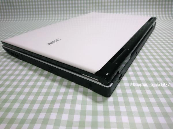 ★美品★ Core i7 【新品】360G SSD【超快速仕様☆Windows10】NEC LL750/H PC-LL750HS6W メモリ8G BD-RE Office 高音質YAMAHA音源 1円~_画像3